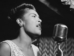 Billie Hollyday, 98 años de la Strange Fruit y Lady Lay