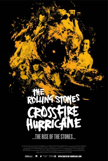 Crossfire Hurricane, documental sobre el 50 aniversario de The Rolling Stones en DVD y BlueRay