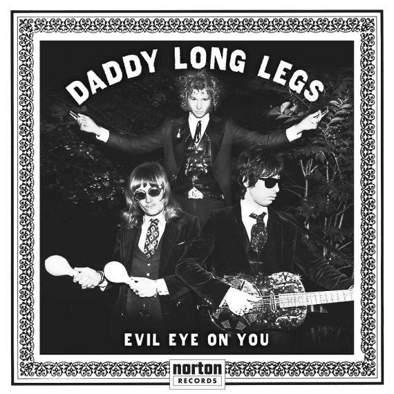 Daddy Long Legs gira española 2013 Evil Eye on You