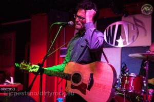 Eef Barzelay, líder de Clem Snide o Ben Folds en Valencia para presentar Songs For Mary