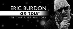 Eric Burdon gira en España Spain Tour 2013