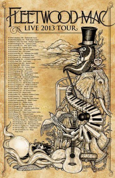 Fleetwood Mac nuevo EP 2013