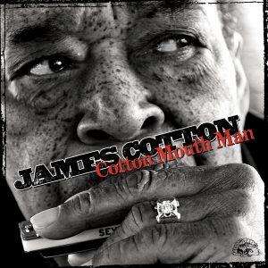 "James Cotton ""Cotton Mouth Man"", nuevo disco"