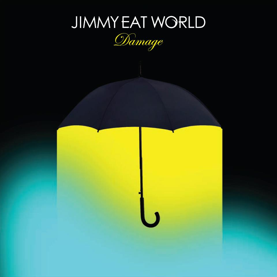 Jimmy Eat World Damage, nuevo disco