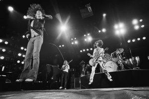 """Led Zeppelin """"Sound and Fury"""", libro de fotografías tomadas por Neal Preston"""