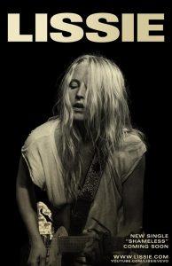Lissie, nuevo disco, Shameless