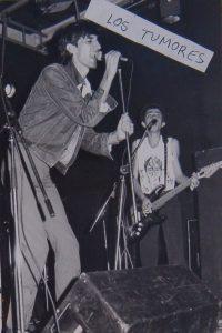 Los Tumores, germen de Moral Femenina a comienzos de los 80 en Tenerife