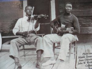 Muddy Waters Ann Lomax Stovall entrevista 1941