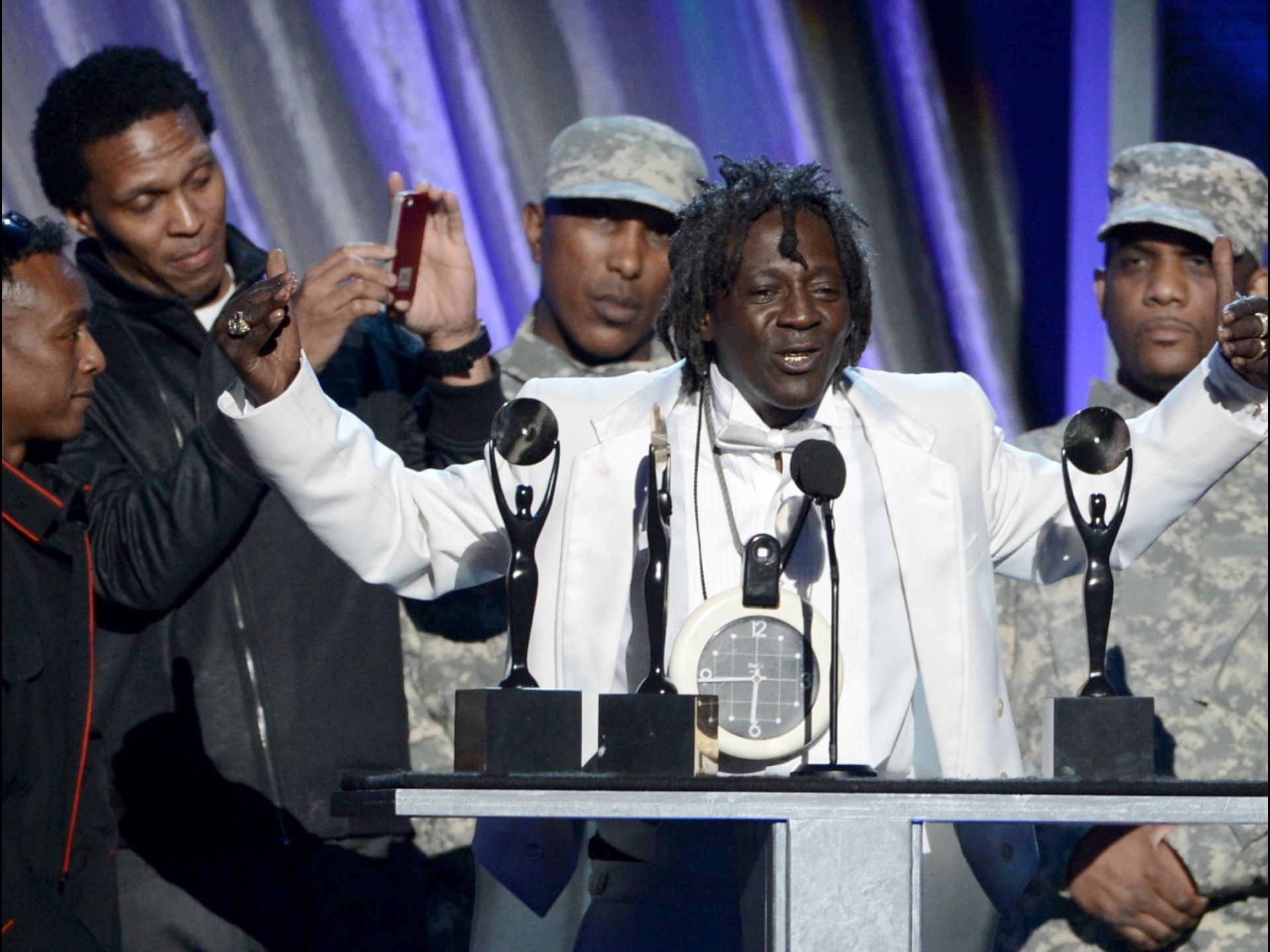 Public Enemy miembros del Rock and Roll Hall of Fame 2013