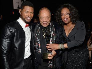 Rock and Roll Hall of Fame 2013 Quincy Jones