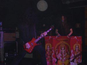 Sharlee D´Angelo y Per Wiberg, SPIRITUAL BEGGARS concierto Madrid
