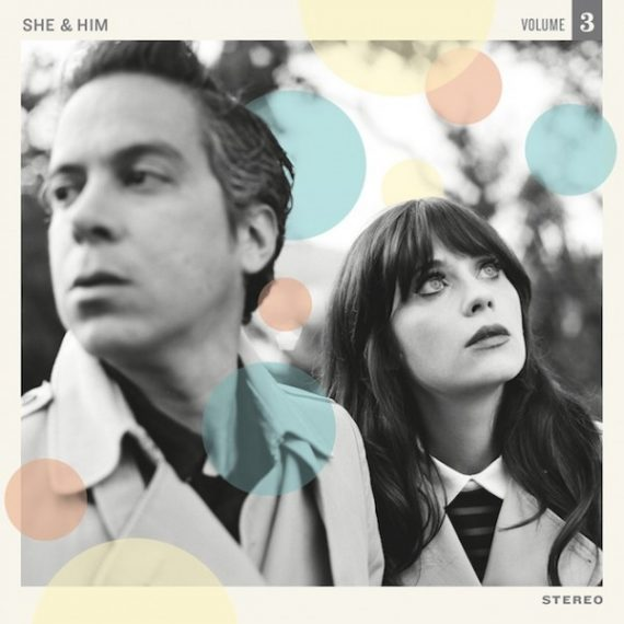 She & Him Volume 3, nuevo disco del dúo M.Ward y Zooey Deschanel