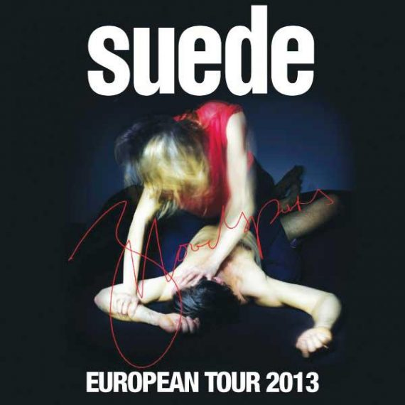 Suede gira europea y española Bloodsports European Tour 2013