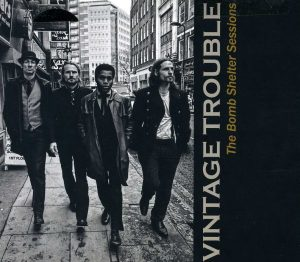 The Bomb Shelter Sessions, disco debut de Vintage Trouble