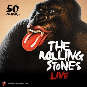The Rolling Stones 50 & Counting Tour  2013 USA, Canada, Hyde Park London y Glastonbury Festival, todas las fechas