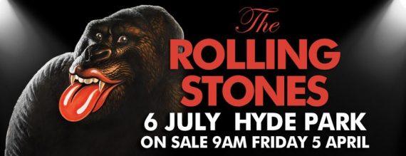 The Rolling Stones agotan las 65000 entradas del Hyde Park en 5 minutos