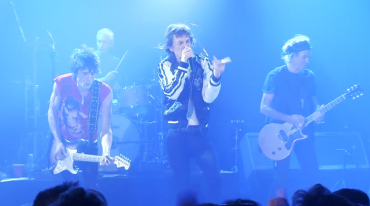 The Rolling Stones en Los Angeles The Echoplex