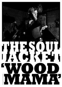 The Soul Jacket Wood Mama, editado en vinilo,  produce Hendrik Röver