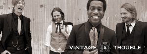 Vintage Trouble The Bomb Shelter Sessions disco debut