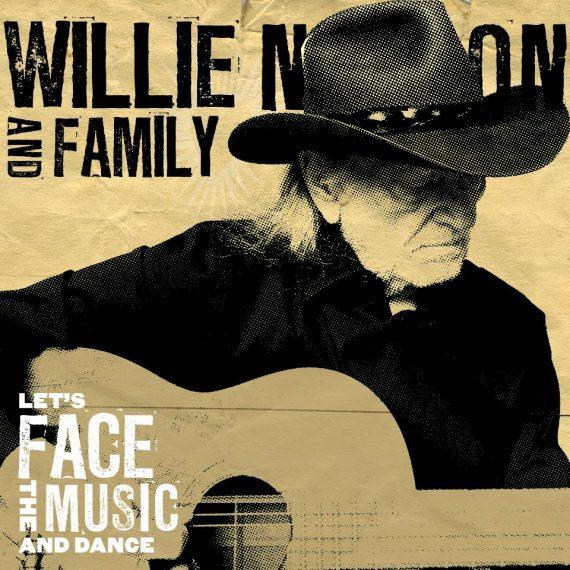 Willie Nelson Let's Face The Music And Dance, nuevo disco para celebrar su 80 cumpleaños