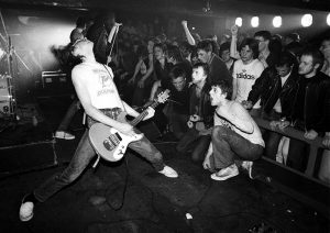 The Ramones, foto Ian Dickson