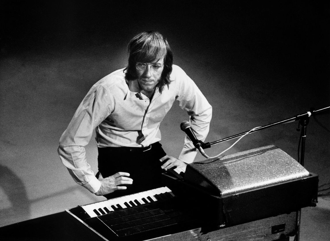 Adiós a Ray Manzarek, teclista de The Doors RIP