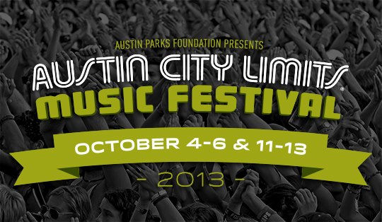 Austin City Limits 2013 con Wilco, Dawes, The Cure, Queens of the Stone Age, Vampire Weekend, Franz Ferdinand, Tame Impala, Kings of Leon, entre otros