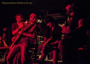 Babylon Rockets en Valencia