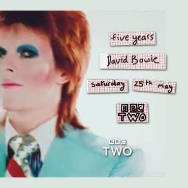 David Bowie Five Years, documental sobre cinco años cruciales