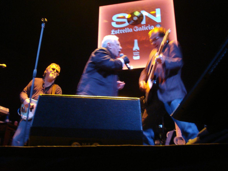 Eric Burdon leyenda con denominación de origen en el Teatro Lara
