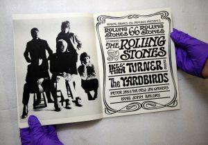 Exposición The Rolling Stones 50 Years of Satisfaction, exposición en el Museo del Rock & Roll Hall of Fame