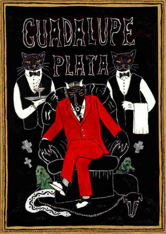 Guadalupe Plata Milana nuevo vídeo musical