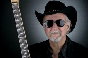 Jerry Miller, el gran guitarrista de Eilen Jewell, disco debut New Road Under My Wheels