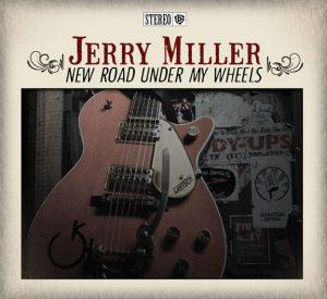 Jerry Miller, el gran guitarrista de Eilen Jewell, publica nuevo disco New Road Under My Wheels
