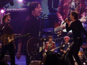 John Fogerty y Rolling Stones en San José