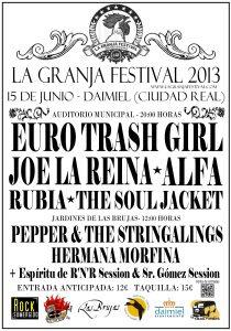 La Granja Festival 2013 Daimiel Ciudad Real