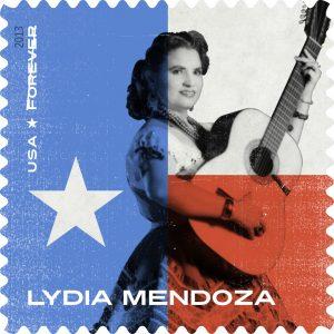 Lydia Mendoza, la estrella del Tejano y TexMex en los sellos norteamericanos