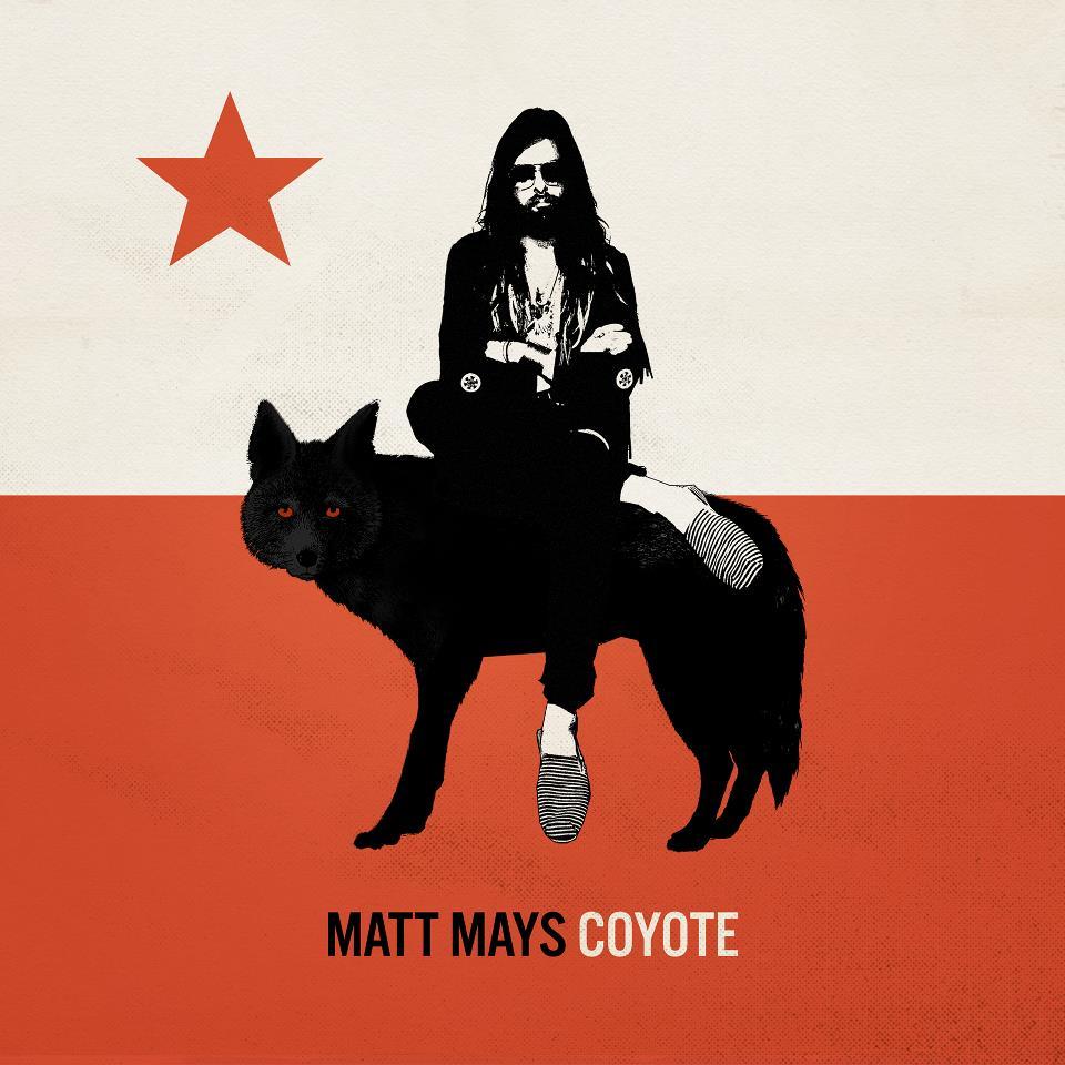 Matt Mays publica Coyote su cuarto disco