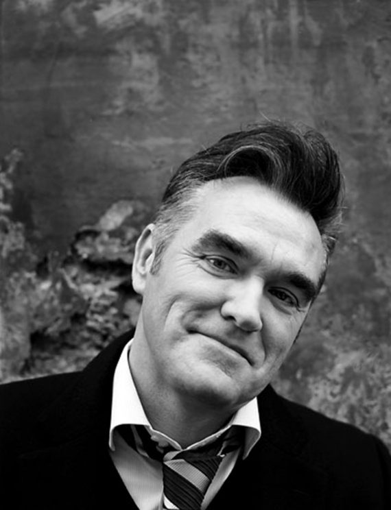 Morrissey 54 años, The More You Ignore Me, The Closer I Get!