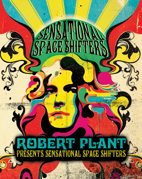 Robert Plant and the Sensational Space Shifters anuncia gira por Estados Unidos