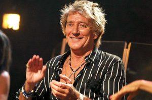 Rod Stewart directo desde el Troubador y nuevo disco Time