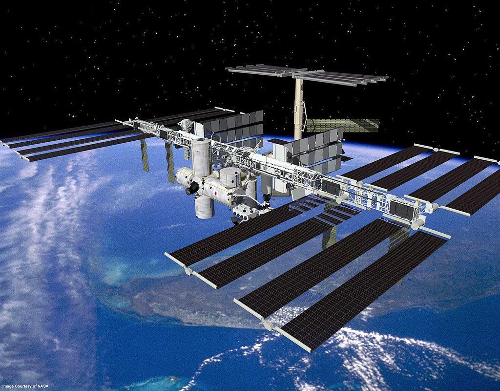 Space Oddity de David Bowie desde la Estación Espacial Internacional ISS