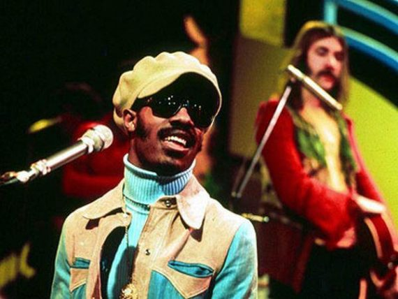 Stevie Wonder, 63 años de Superstition, ¡Efectiviwonder!