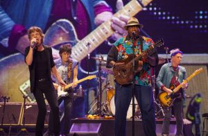 Taj Mahal Six Days on the Road con The Rolling Stones en Chicago