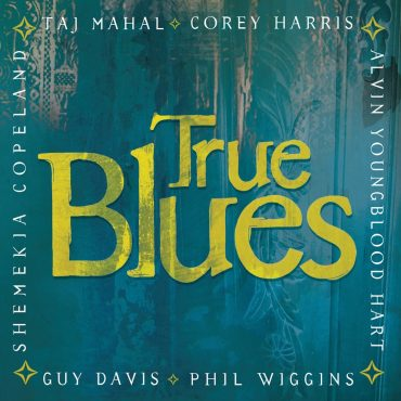 Taj Mahal True Blues, nuevo disco
