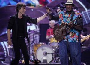 Taj Mahal y The Rolling Stones en Chicago 2013