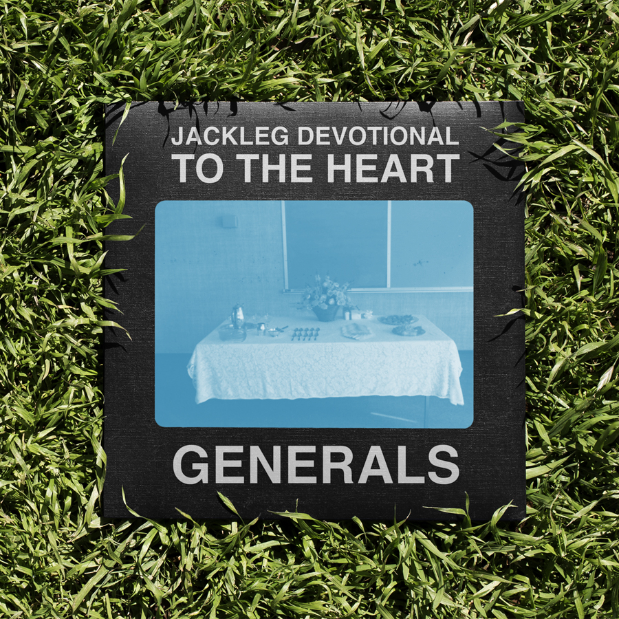 The Baptist Generals Jackleg Devotional To The Heart, nuevo disco