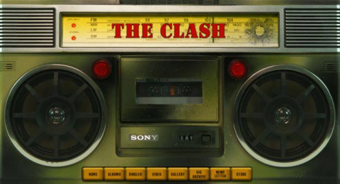 The Clash Sound System nuevo Box Set