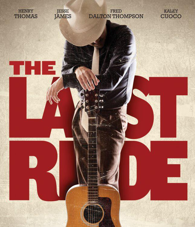 The Last Ride Hank Williams estreno en DVD 2013