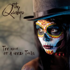 The Quireboys Beautiful Curse nuevo disco